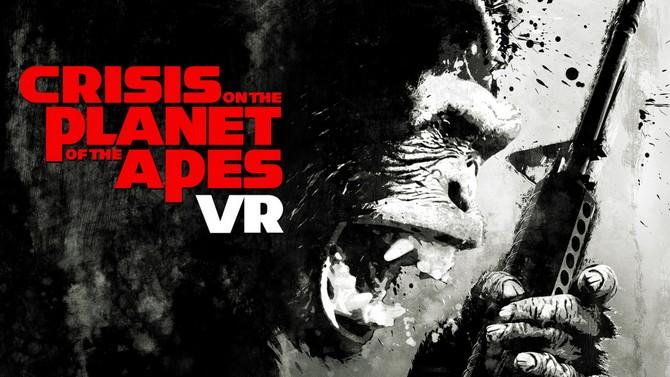 TEST de Crise sur la Planète des Singes VR : Un gorille fort comme un ouistiti