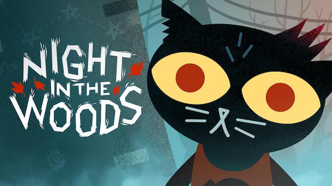 TEST de Night in the Woods sur Switch : Un jeu adulte mais trop choupi
