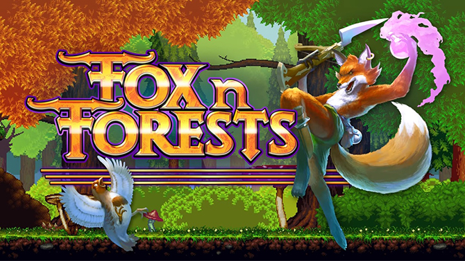 TEST de Fox n Forests : Un bon fruit de saison ?