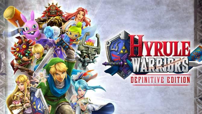 TEST d'Hyrule Warriors Definitive Edition : Zelda montre son joli Musô sur Switch !