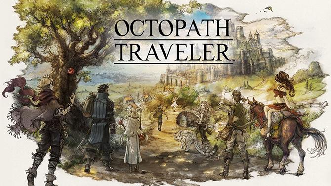 TEST d'Octopath Traveler (Switch) : Huit, ça suffit !