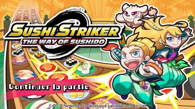 TEST de Sushi Striker (Switch) : On en reprendrait bien quelques assiettes