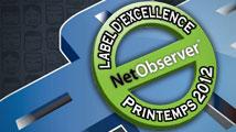 Gameblog décroche le Label d'Excellence 2012