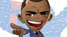 Obama récolte 87% des votes de joueurs en ligne du jeu MapleStory