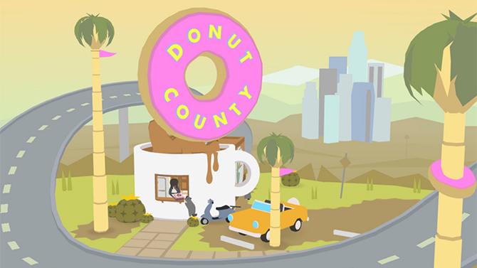 TEST de Donut County : Un trou de première classe ?