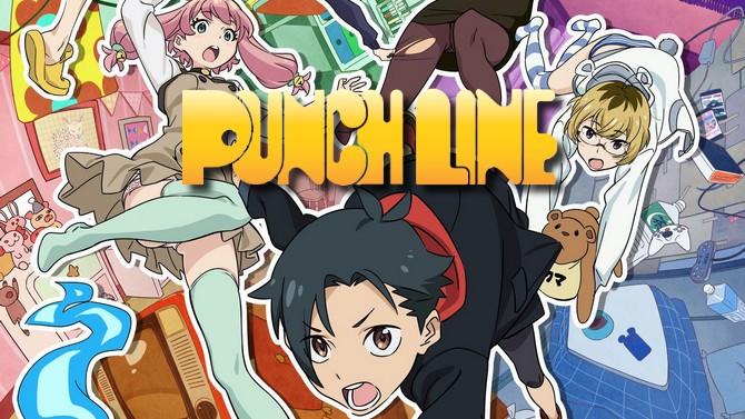 TEST de Punch Line : Un visual novel barré et sexy!