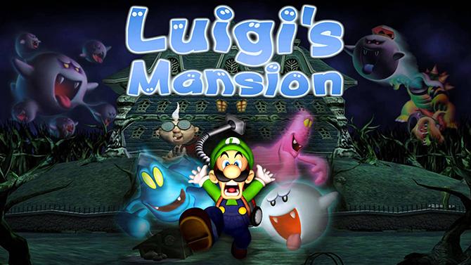 TEST de Luigi's Mansion (3DS) : Le seum de toutes les peurs
