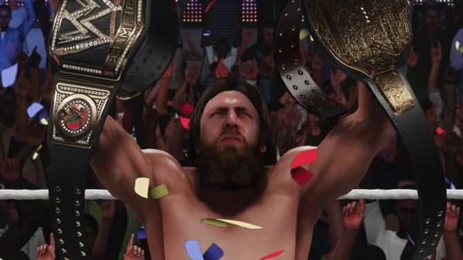 TEST de WWE 2K19 : Du mieux à de nombreux niveaux
