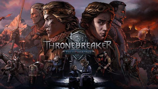TEST de Thronebreaker The Witcher Tales : Le Gwent entre en guerre