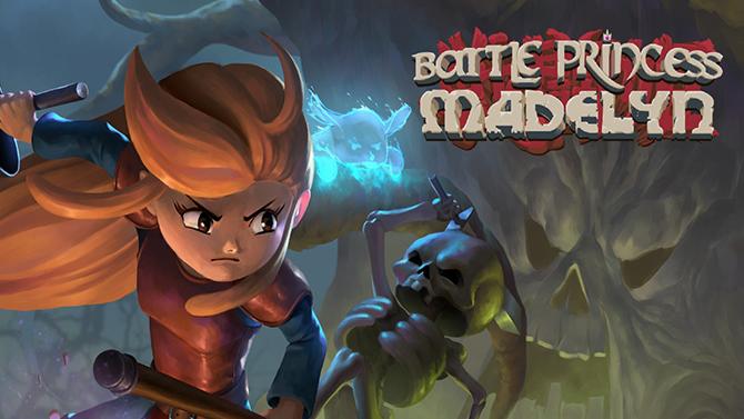 TEST de Battle Princess Madelyn : L'hommage qui se fait appeler Arthur