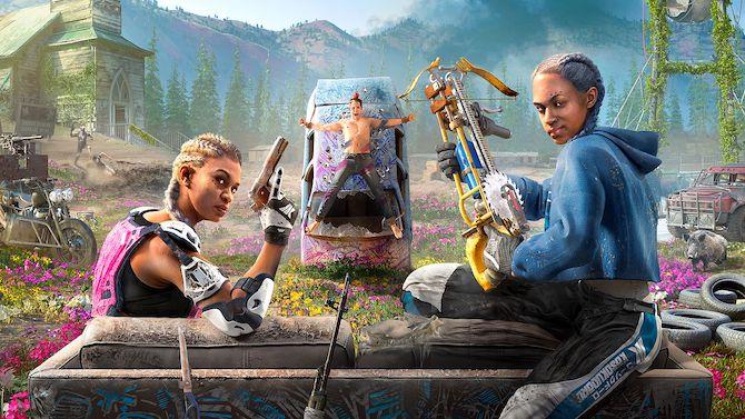 TEST de Far Cry New Dawn : Un standalone à fleur de post-apo