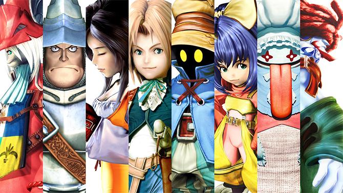 Final Fantasy IX (Switch) : Djidane, sur un coup de tête