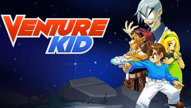 TEST de Venture Kid (Switch) : Le sous-homme méga