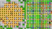 Un Bomberman à 1500 joueurs, c'est possible avec Bombermine