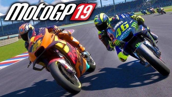 TEST de MotoGP 19 : L'intelligence de la course moto