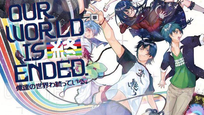 TEST de Our World is Ended : Quand Jean-Marie Bigard écrit les vannes d'un visual novel japonais...