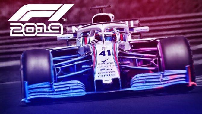 Test de F1 2019 (PS4) - Notes & avis Jeux vidéo - Gameblog fr