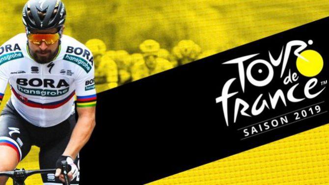 TEST de Tour de France Saison 2019: Attention, chute à l'arrière !