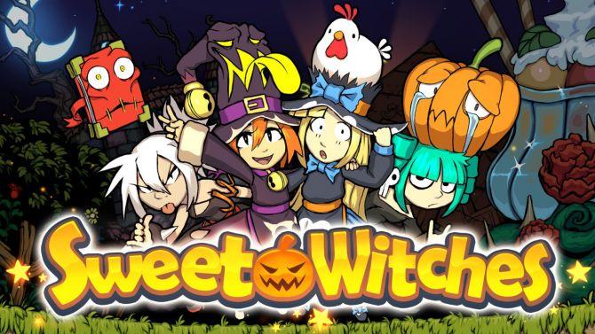 TEST de Sweet Witches : Une recette douce amère