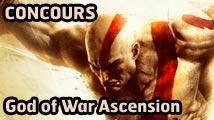 Concours : gagnez God of War Ascension sur PS3