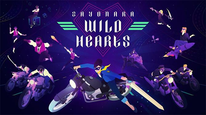 TEST de Sayonara Wild Hearts : Le jeu qui met des paillettes dans la vie