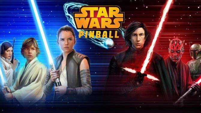 TEST de Star Wars Pinball sur Switch : Ce sont les flippers que vous recherchez