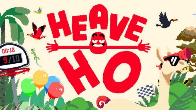 TEST de Heave Ho : L'hilarant champion de l'apéro