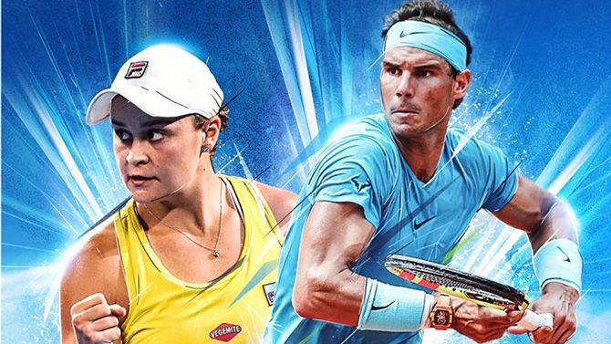 TEST d'AO Tennis 2 (PS4) : Double Duty