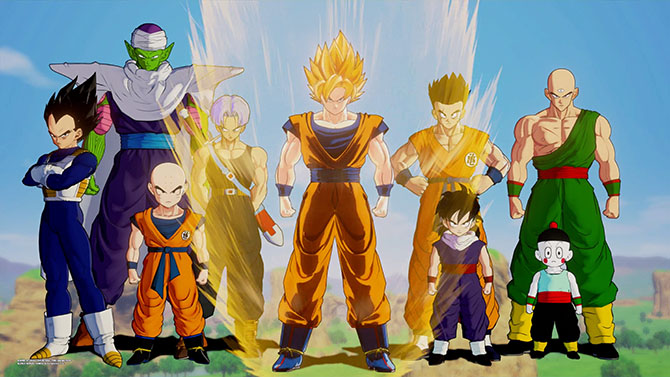 TEST de Dragon Ball Z Kakarot : La meilleure adaptation de l'histoire de Goku