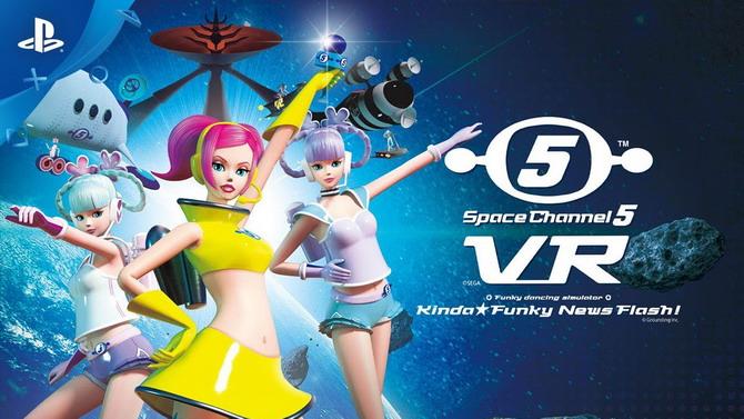 TEST de Space Channel 5 VR : L'espace funky ?