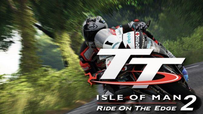 TEST de TT Isle of Man 2 : On peut mourir deux fois !