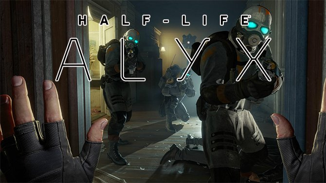 TEST. Half-Life : Alyx (PC, Oculus Rift, HTC Vive, Windows Mixed Reality)