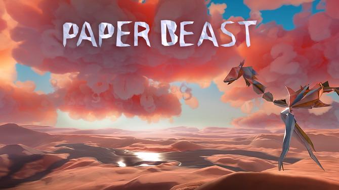 TEST. Paper Beast (PlayStation VR)