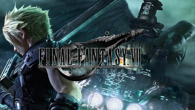 TEST. Final Fantasy VII Remake (PS4)