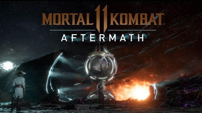 TEST de Mortal Kombat 11 Aftermath: Le DLC qui vient avec toi, mort ou vif !