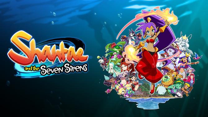 TEST de Shantae and the Seven Sirens : L'appel du grand large