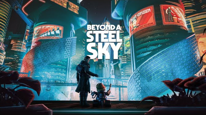 TEST de Beyond a Steel Sky : Bonheur garanti ?