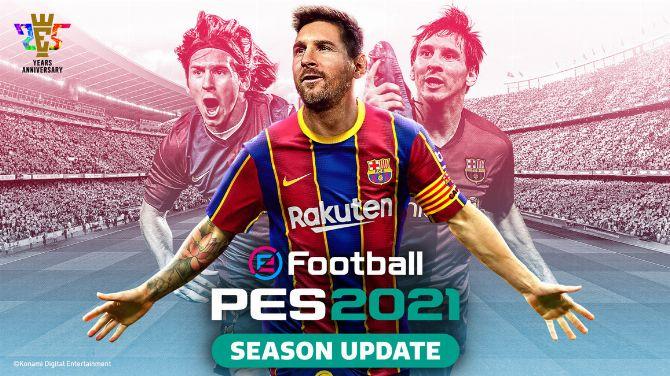 TEST d'eFootball PES 2021 Season Update : Une mise à jour, oui, mais pas que