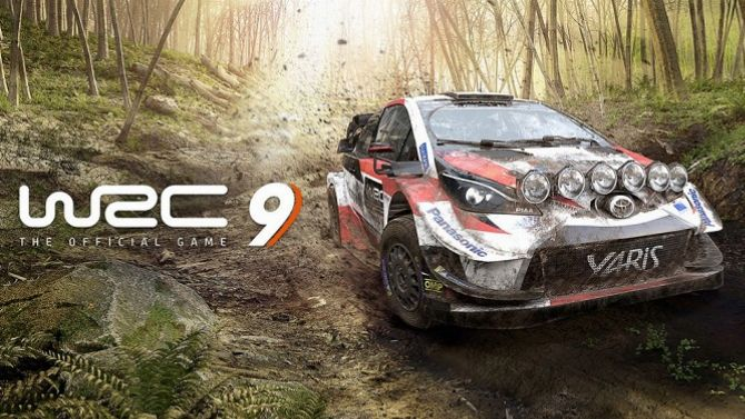 TEST de WRC 9 : Tout droit à fond