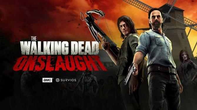 TEST de The Walking Dead Onslaught (PSVR) : Zombie or not zombie ?