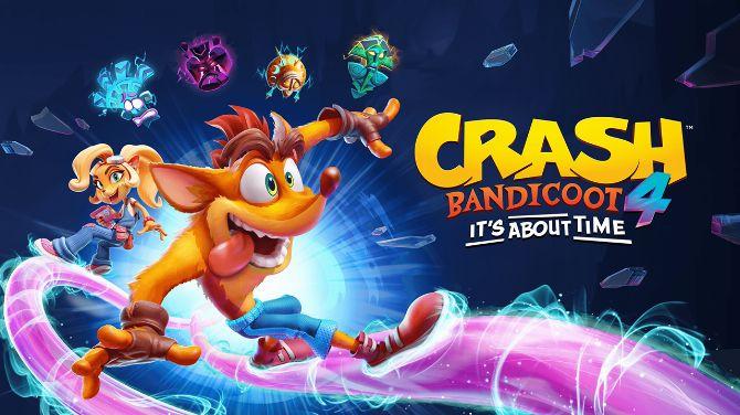 TEST de Crash Bandicoot 4 It's About Time : Une suite qui en fait des caisses ?