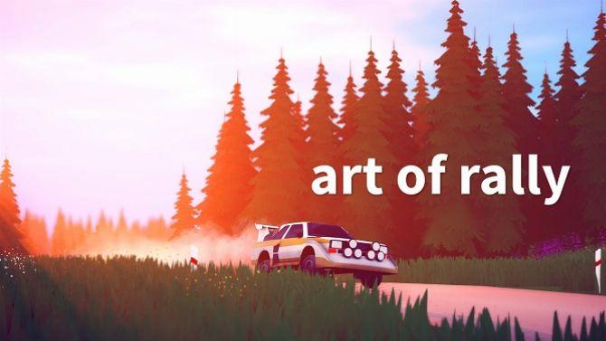 TEST de Art of Rally : L'âge d'or du Rally