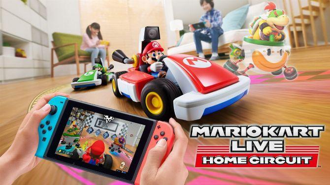 TEST de Mario Kart Live Home Circuit : Un plaisir enfantin mais pas sans frontières