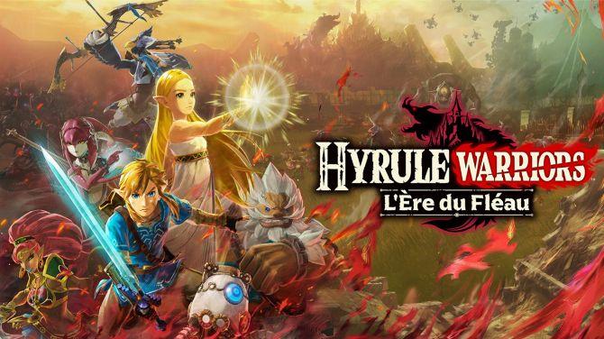 TEST de Hyrule Warriors L'Ère du Fléau : Pas forcément le Zelda que vous recherchez ?