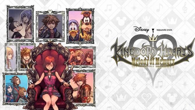 TEST de Kingdom Hearts Melody of Memory : Un voyage musical en forme d'hommage à la série