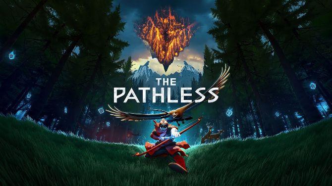 TEST de The Pathless : Comme une flèche