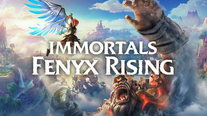 TEST d'Immortals Fenyx Rising : La nouvelle aventure d'Ubisoft ne se brûle pas les ailes