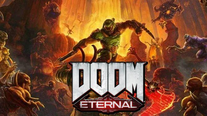 TEST de DOOM Eternal (Switch) : Aussi fou que flou !