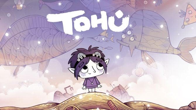 """TEST de TOHU : Un point & click """"cuburlesque"""" ?"""