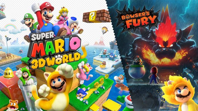 TEST de Super Mario 3D World + Bowser's Fury : Deux jeux vraiment félins pour l'autre